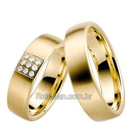 84df7254dc1 Alianças de noivado e casamento